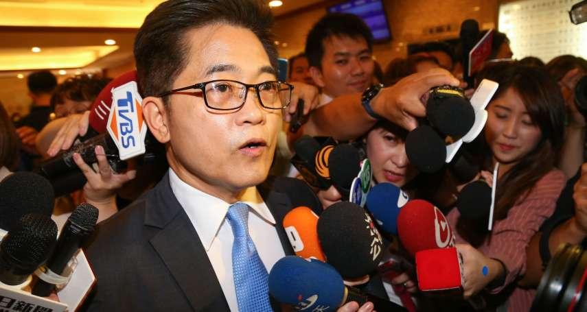 陳淞山觀點:黃健庭人事爭議案背後的羅生門?