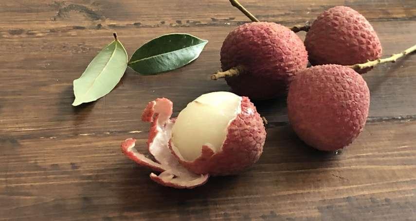 吃荔枝竟會狂冒痘痘還變胖?醫師警告:這三種人千萬別吃