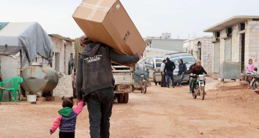 世界難民日》歐美制裁反讓人道組織寸步難行!世界展望會靠在地合作,期望突破敘利亞、葉門救援困境