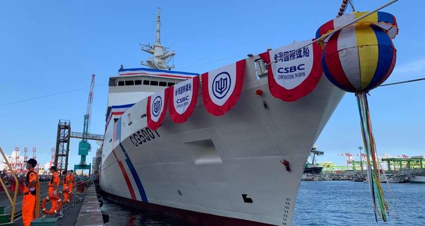全球造船不景氣逆風而行 台船挑戰轉虧為盈