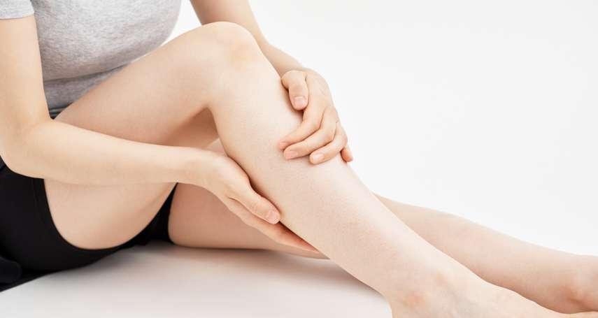 如何擁有人人稱羨的修長美腿?醫生:想瘦小腿試試這方法,1個月就有感!