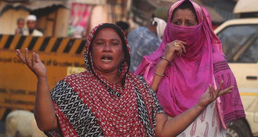 家暴惡化、限制出門、家務增多…新冠疫情肆虐印度 婦女處境雪上加霜