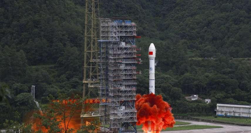 衛星已能追蹤美軍F-22?中國加快太空武器化,挑戰美國優勢