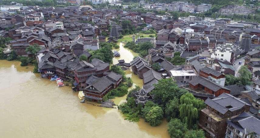 重慶遇80年最大洪峰,中國政府如何應對?洪水資訊竟成「敏感詞」,三峽大壩安危持續引發關注