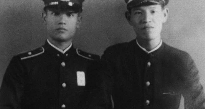 李登輝1923-2020》警察之子,曾以日本兵身分參與二戰