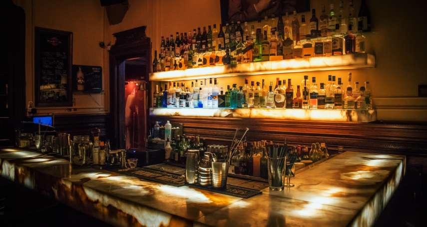 「每一杯酒都有一個故事 …」台北10間私房酒吧大公開,今晚要喝哪一杯?