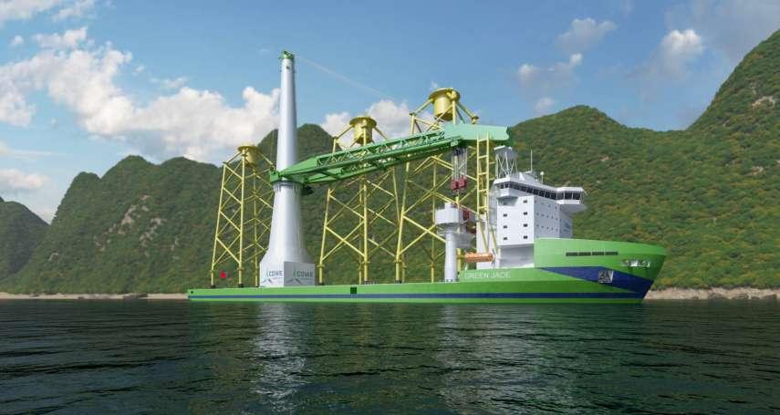 陳立誠觀點:風電產業一場空—向謝金河討教
