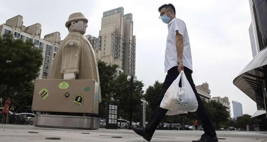 中國新冠疫情放緩?新增病例半數無症狀感染者