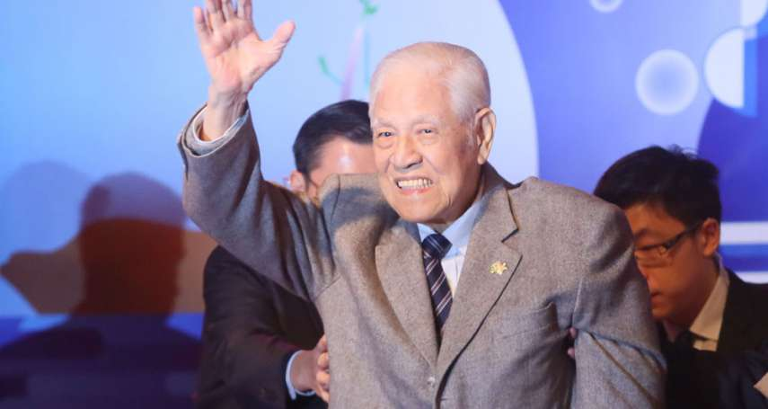 觀點投書:李前總統應該得到的待遇