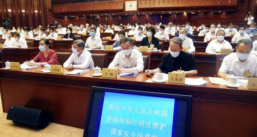 觀點投書:從香港時代革命聽見中國展開全球侵略的警鐘