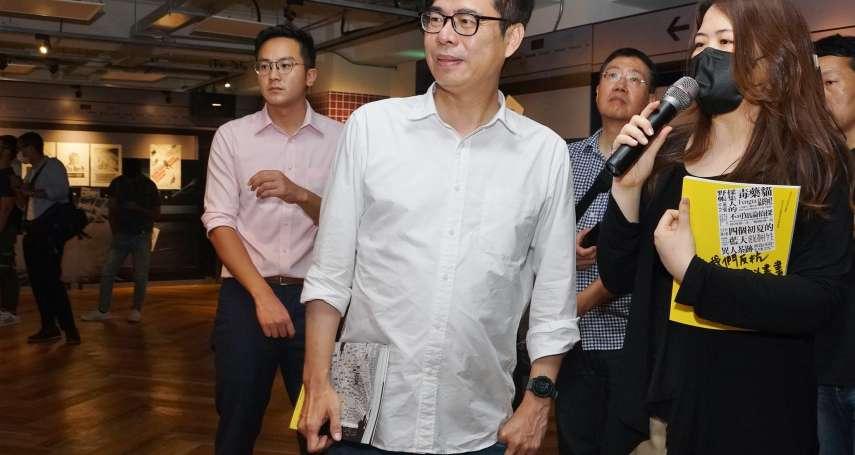 高雄市長補選公辦政見將上場 陳其邁:已做好準備,希望未來兩年當四年用