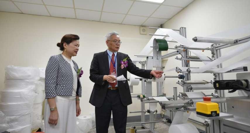 敏成佈局海外PPE產線傳佳音  攜手美德醫於菲國廠打造一條龍式口罩產線