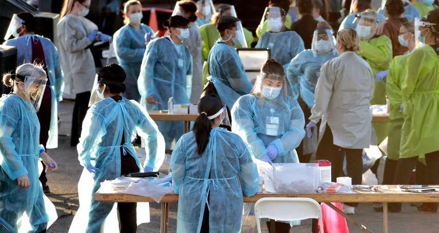失控的病毒》單日新增破5萬,美國疫情發高燒!川普終於怕了:我支持戴口罩,我會戴口罩