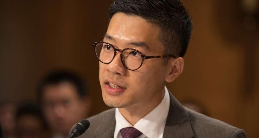 奧斯陸自由論壇》羅冠聰呼籲抵制中國APP:不要當摧毀全球自由的幫兇!
