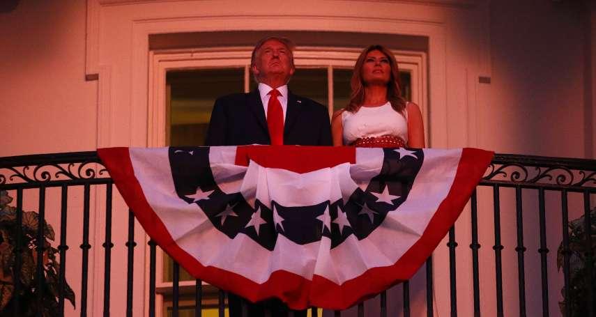 【圖輯】梅蘭妮雅翻修白宮網球場挨轟! 盤點歷任美國總統夫婦的「白宮大改造」