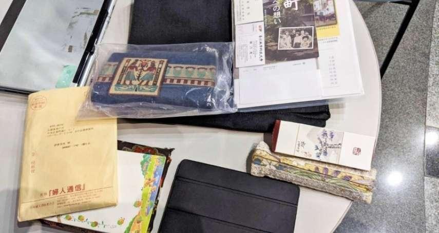 父親遺物失落2年後尋回「只靠一張名片」,日籍律師狂喜:疫情解禁後一定回台灣親自道謝