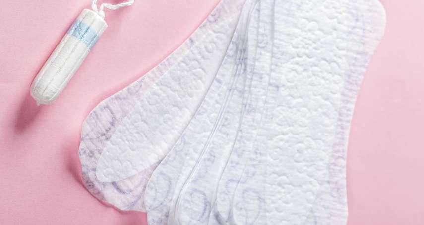 為何買衛生棉都會附送紙袋?她揭女生自己都沒發現的矛盾心理:對月經感到羞恥