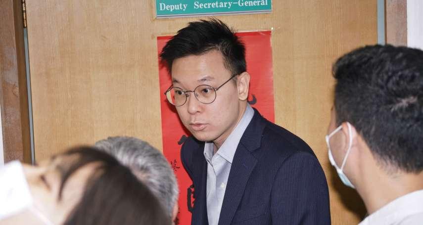 台灣民心非常脆弱?林飛帆嗆左正東:脆弱的恐怕是國民黨
