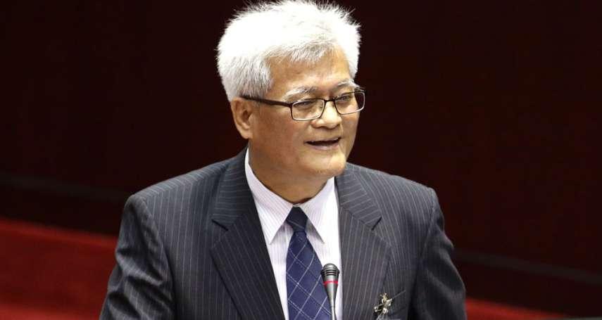 新新聞》原住民監院副院長孫大川,幽默柔化監院藍綠對立