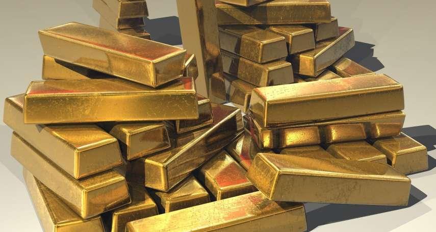 2000美元的金價還會漲嗎?「黃金王子」楊天立:短期難再突破,明年上看2300美元