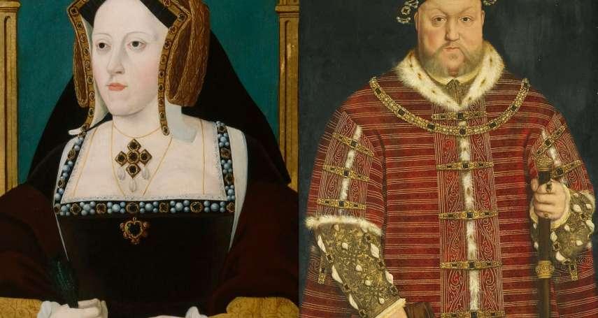 有了新歡就監禁、羞辱相伴20年的妻子,連親女兒都虐待…亨利八世簡直是「世紀第一渣男」