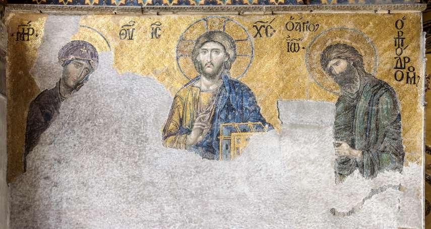 「那不是土耳其的私產,而是全世界的遺產」!聖索菲亞博物館變回清真寺 基督徒與史學家擔憂千年馬賽克壁畫去留