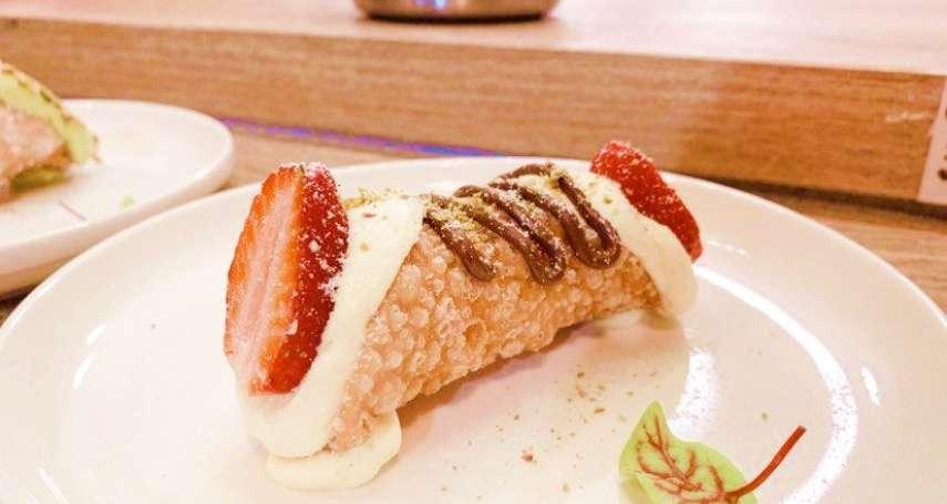 藏身台北巷弄的異國甜點!盤點9家必吃名單:法式達克瓦茲、義式卡諾里捲都是道地滋味