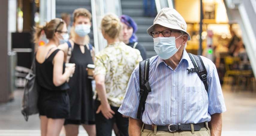 新冠病毒「氣溶膠傳播」!中國確認5個月之後,世界衛生組織終於「不排除」