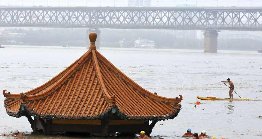 中國洪災》27省市淹水嚴重 外界憂1998年水災重演