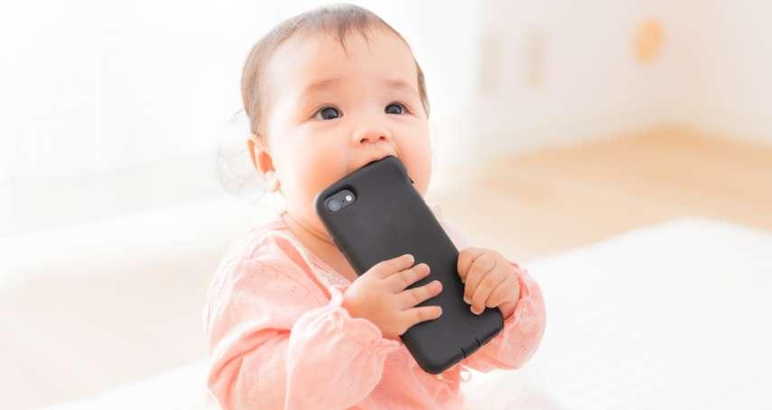 別再用手機養小孩了!心理師揭「3C保母」對孩子造成的2大隱形傷害