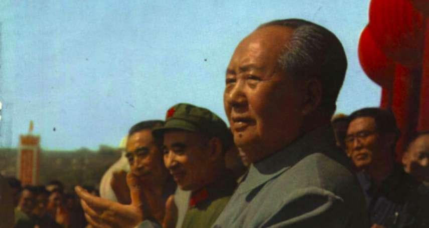 搞文革的毛澤東,其實超愛寫古詩詞!揭他最狂作品集:「這一句」竟害慘金庸