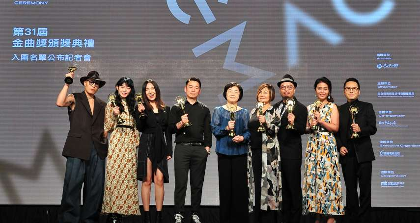金曲獎入圍名單出爐!原民歌手阿爆8項提名 陳鎮川讚這一曲技術高超