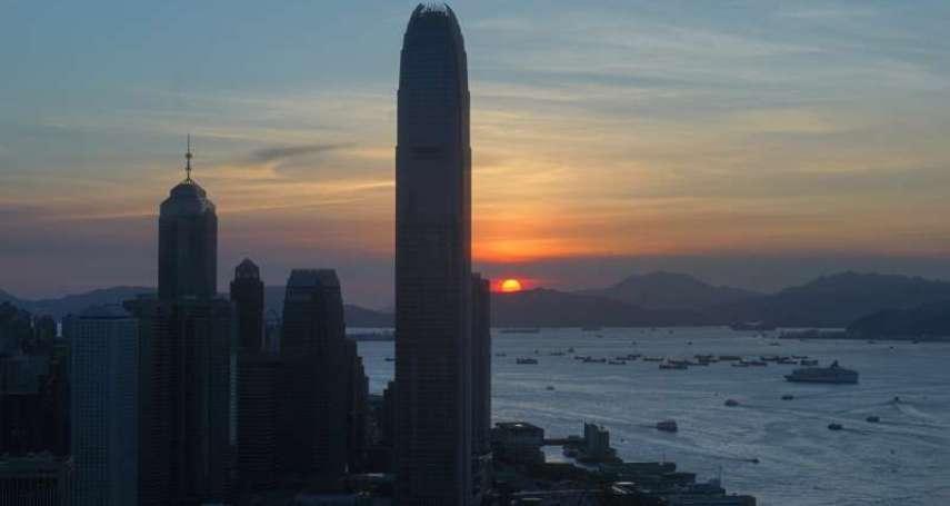 香港的金融地位將被取代? 陳冲:台北有自己的路