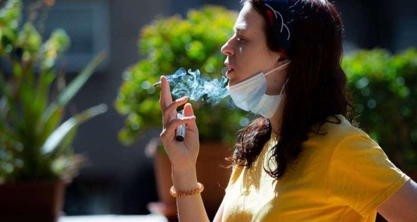 肺炎疫情:新冠病毒疾病助推戒煙人數創新高