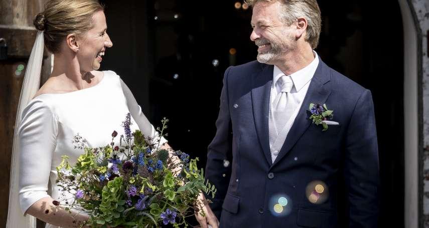 無三不成禮!忙政事二度延後婚期 丹麥女總理終於步上紅毯