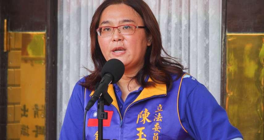 李眉蓁婆婆「胸部變小說」挨轟 陳玉珍嗆性平團體:不要台北觀天下