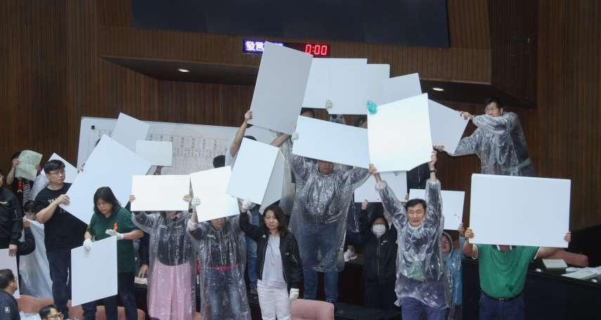 國民黨水球戰術失效?陳學聖連問「4個不懂」:應該用這招對付民進黨