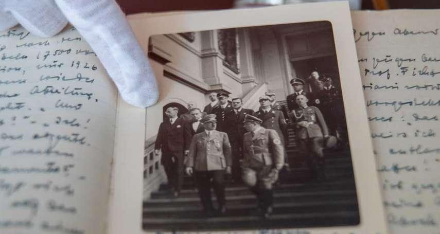 一生掠奪成千上萬件猶太人收藏品,希特勒「首席藝術品採購官」波瑟留下旅行日記當歷史見證!