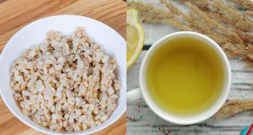 喝玉米鬚茶、薏仁水真能減重嗎?醫生突破迷思:沒做到這件事,喝再多都沒用