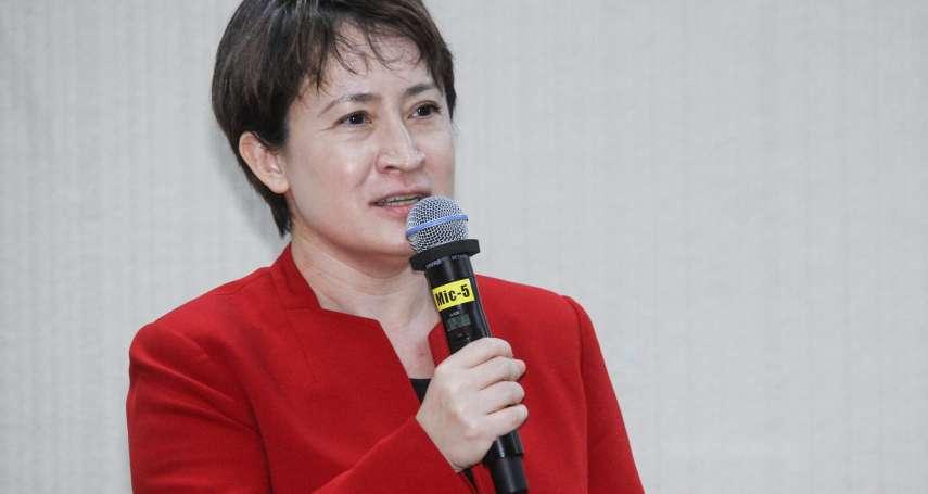 「台灣戰貓」對上「中國戰狼」!駐美代表蕭美琴:台灣早已面對戰狼數十年