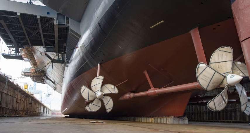 美軍螺絲真的鬆!福特級核動力航空母艦「甘迺迪號」也傳祝融,幸好火勢被迅速撲滅