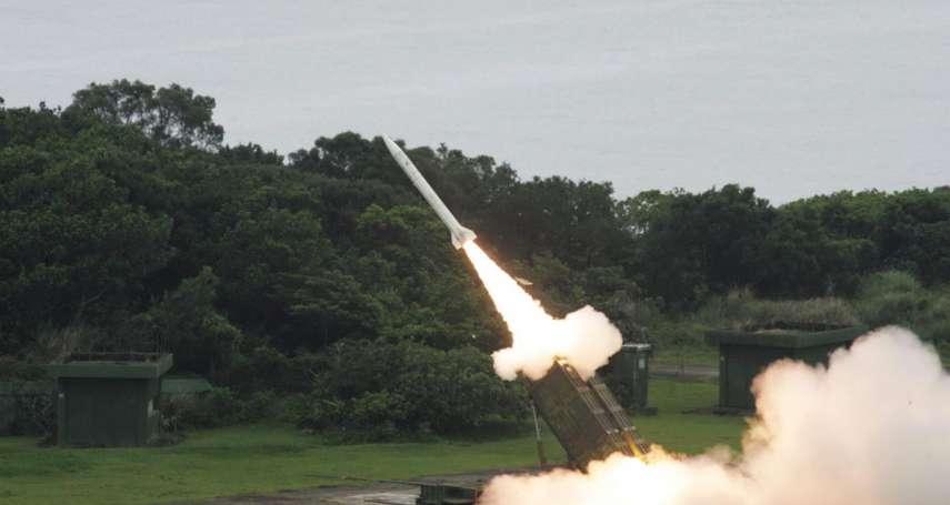 共機越過海峽中線擾台 國防部罕見強硬回應:我軍防空飛彈部隊全程監控!