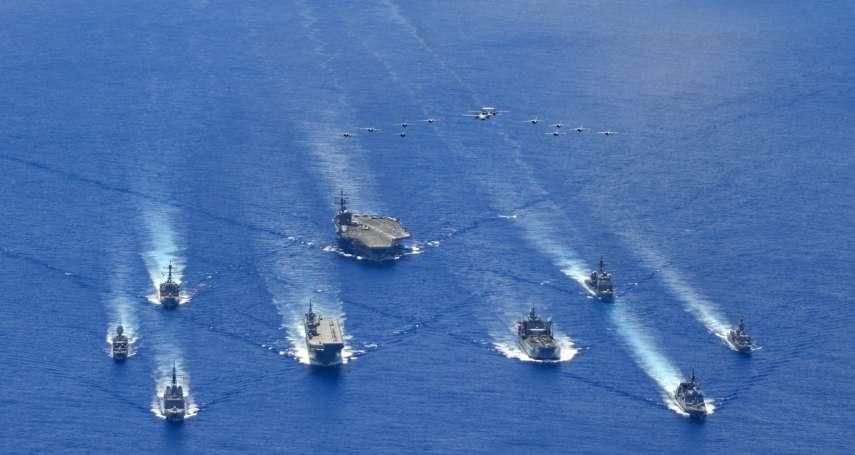 賴怡忠專文:尋找印太戰略知識建構的歷史脈絡
