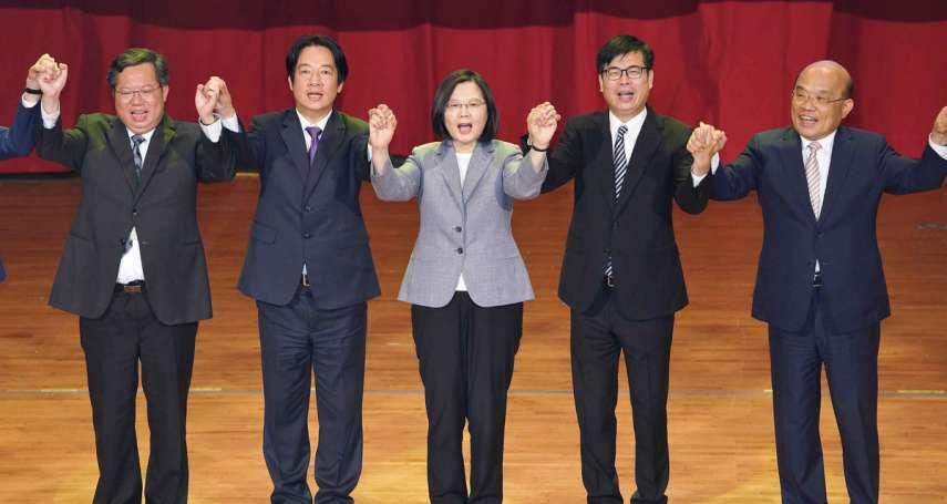 觀點投書:統治台灣的是新潮流?