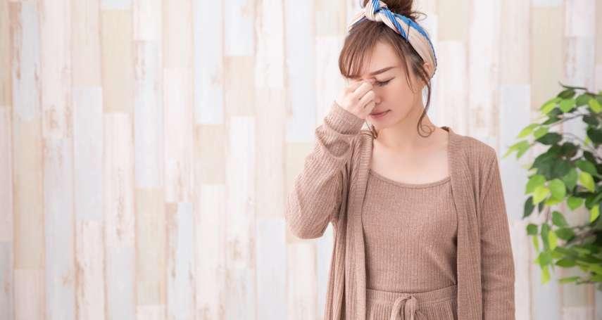 不只是用眼過度!33歲女工程師眼睛脹痛、外突,到眼科查不出問題,禍首竟是它