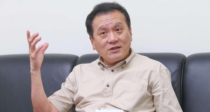 重磅專訪1》「川普築科技牆分隔民主與極權」 朱敬一分析台灣如何選邊站