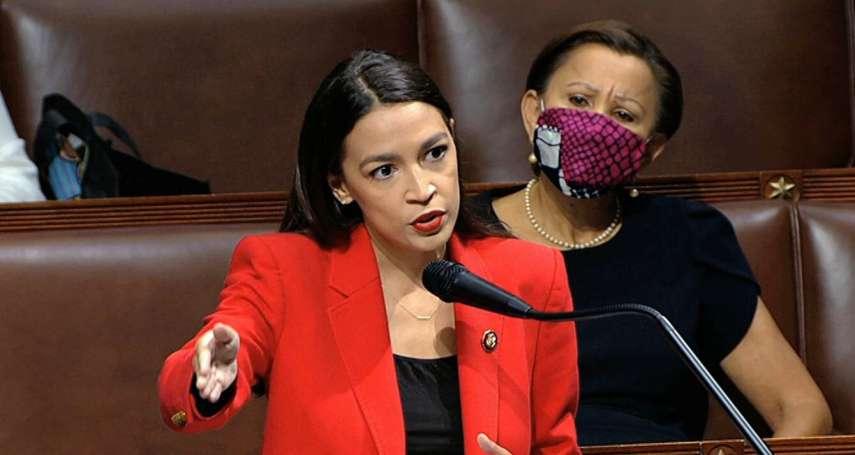 國會殿堂遭渣男同僚辱罵「該死的婊子!」美國女議員奧卡西歐─寇特茲向性別歧視文化宣戰