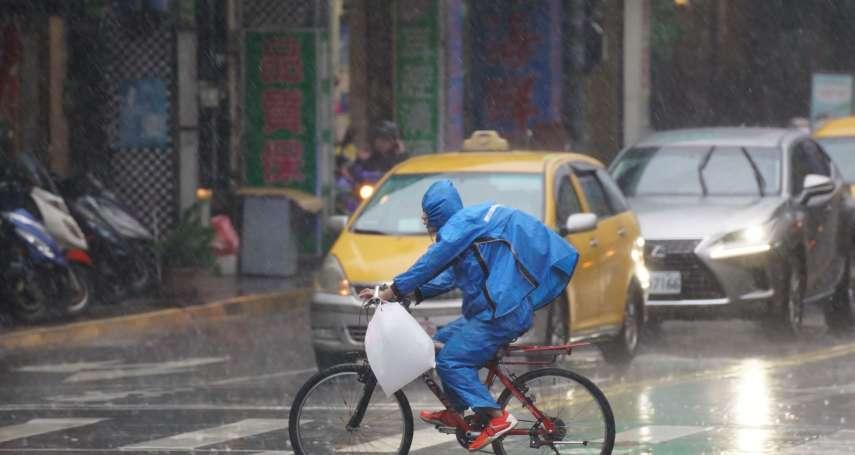 颱風未登台卻讓全國暴雨?專家曝3因素共同作用,水氣不斷輸送台灣!