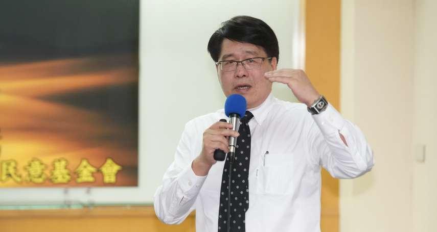 6成國人不挺萊豬進口 游盈隆:民進黨傲慢不改2022將受衝擊