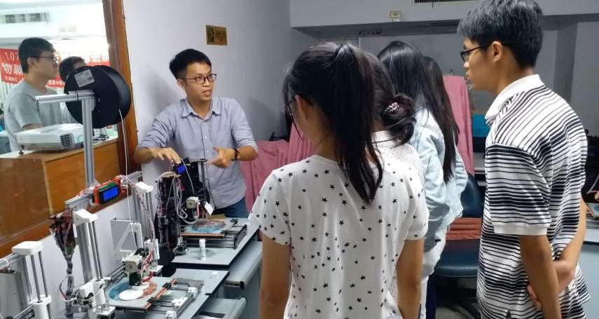青年就業提早準備 中市青少年職業探索營持續招生